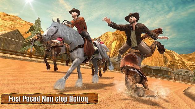 Extreme Wild Horse Race Texas poster