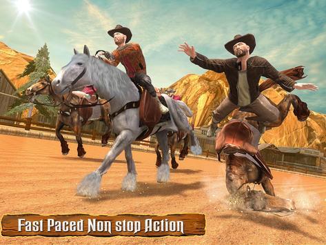 Extreme Wild Horse Race Texas apk screenshot