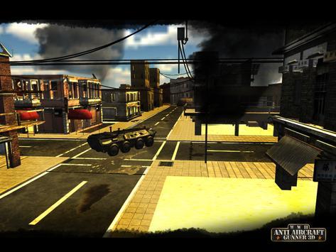 WW2 Anti Aircraft Gunner 3D screenshot 10