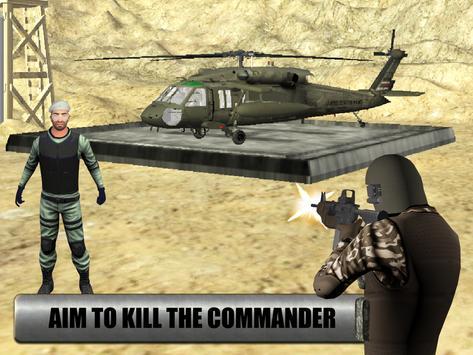 Mountain Sniper Shooter 3D screenshot 6