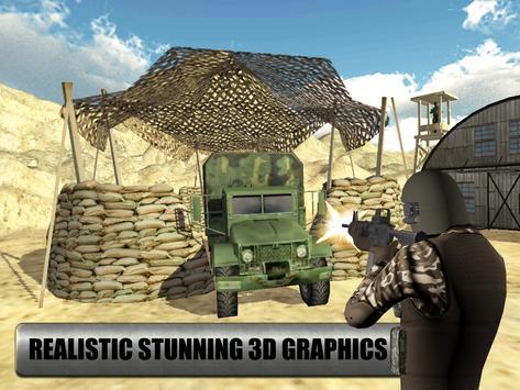 Mountain Sniper Shooter 3D screenshot 8