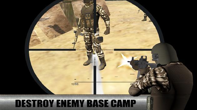 Mountain Sniper Shooter 3D screenshot 2