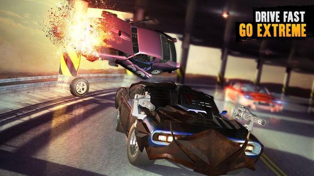 City Grand Auto Car Racing Sim screenshot 4
