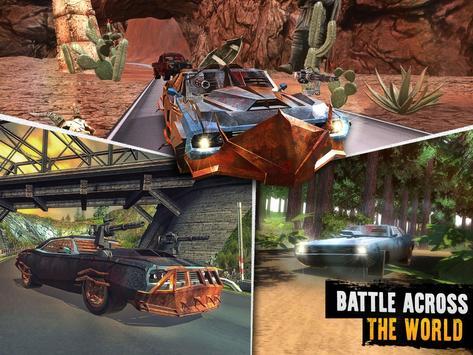 City Grand Auto Car Racing Sim screenshot 6