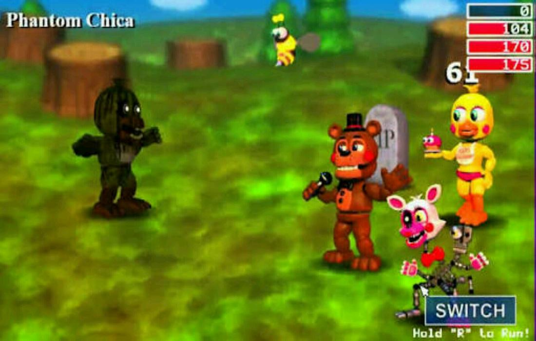 Trick Of Five Nights At Freddy S 5 For Android Apk Download