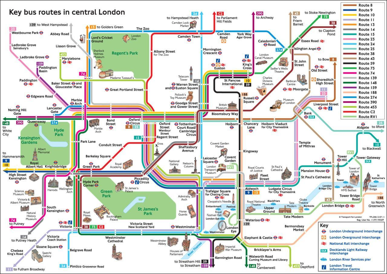 Download Map London.London Tube Map London Underground London Bus Map For