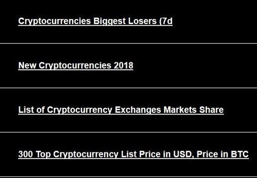 Cryptocurrency Prices Cryptocurrencies Coin Market screenshot 4