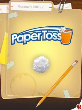 Paper Toss screenshot 14