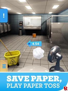 Paper Toss screenshot 13