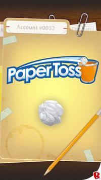 Paper Toss screenshot 4