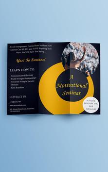 Brochure Maker, Leaflets Maker, Catalogue Maker screenshot 16