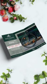 Brochure Maker, Flyers, Poster Templates Editor screenshot 1