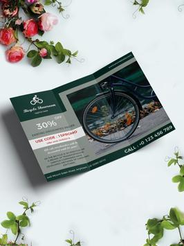 Brochure Maker, Leaflets Maker, Catalogue Maker screenshot 8