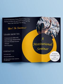 Brochure Maker, Leaflets Maker, Catalogue Maker screenshot 9