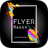 Poster Maker, Flyer Creator, Banner Art, Ad Maker icon