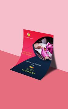 Digital Flyer & Poster Maker 2018 screenshot 13