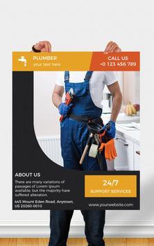 Poster Maker, Flyer Creator, Banner Art, Ad Maker screenshot 21