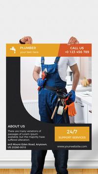 Poster Maker, Flyer Creator, Banner Art, Ad Maker screenshot 5