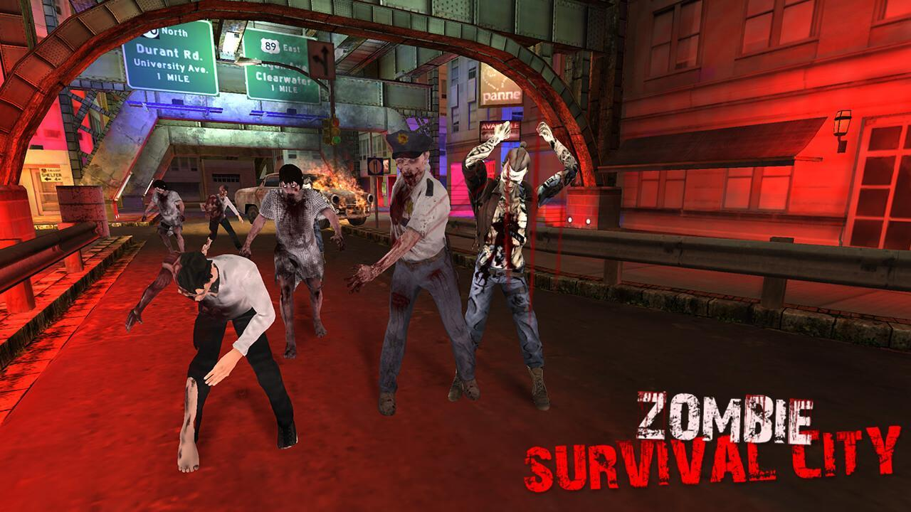 Zombie City Survival For Android Apk Download - making my own zombie army roblox infection inc