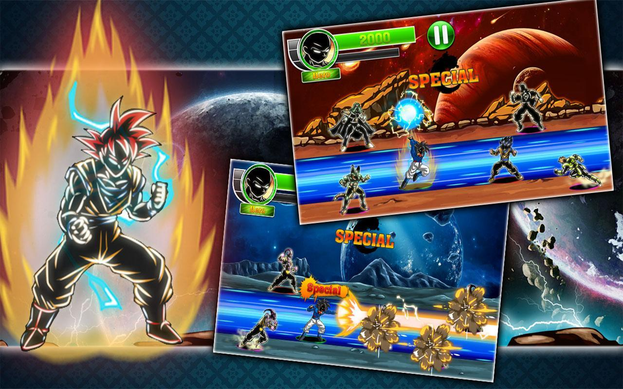 Dragon Shadow Saiyan Creator 2 for Android - APK Download