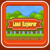 Land Explorer : Adventures HD icon
