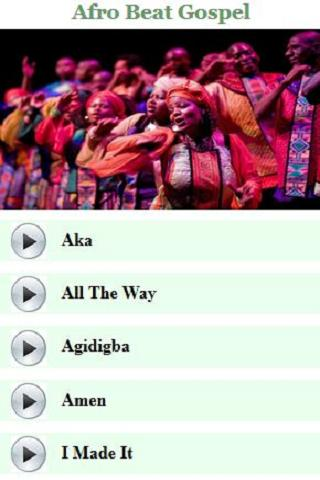 Afro Beat Gospel for Android - APK Download