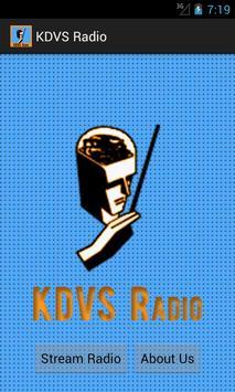 KDVS 90.3FM poster