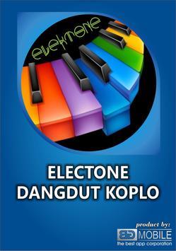 Electone Dangdut Koplo poster