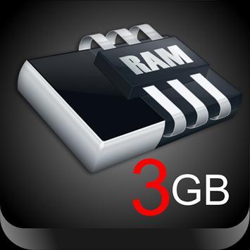 3 Gb RAM Memory Booster screenshot 6