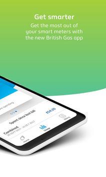 British Gas Smart App screenshot 1