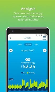 British Gas Smart App screenshot 2