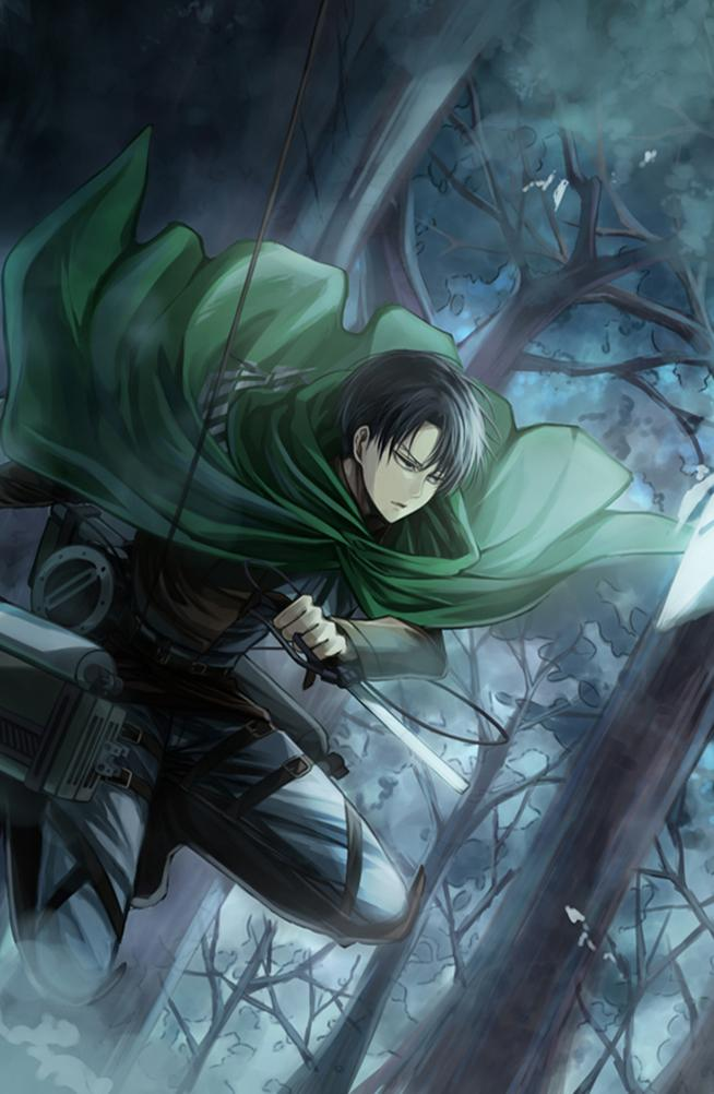 Wallpaper Anime For Attack On Titan For Android Apk Download