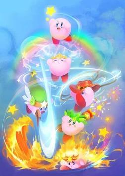 Kirby HD Wallpapers Poster