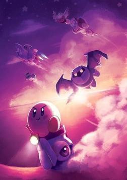 Kirby HD Wallpapers Poster Screenshot 1