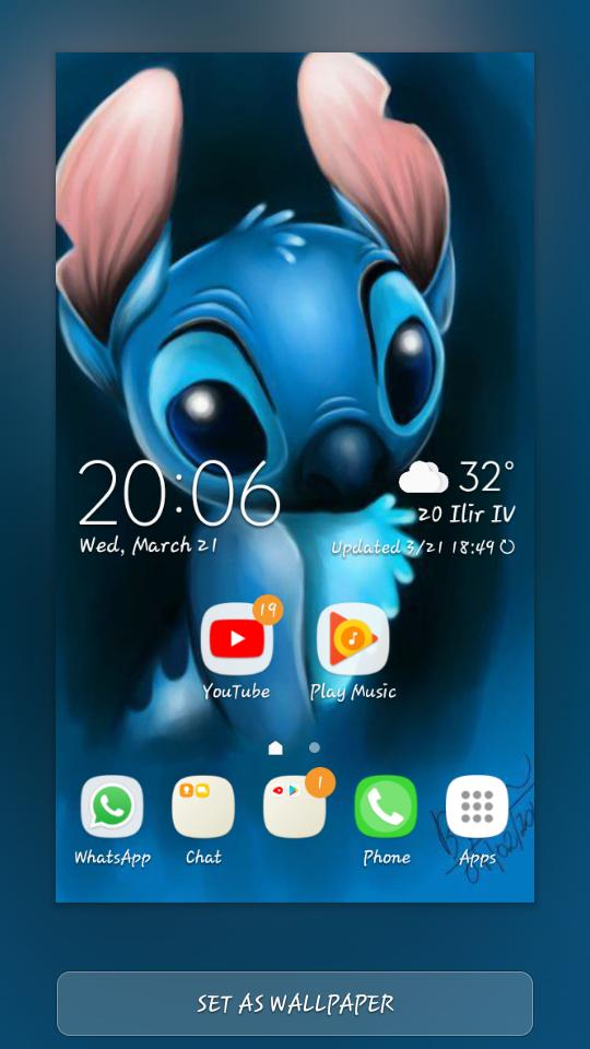 Lilo And Stitch Cute Wallpapers For Android Apk Download