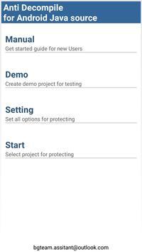 Bg+Anti Decompile/Reverse Java screenshot 5