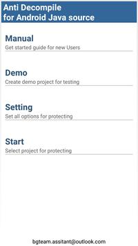 Bg+Anti Decompile/Reverse Java screenshot 10