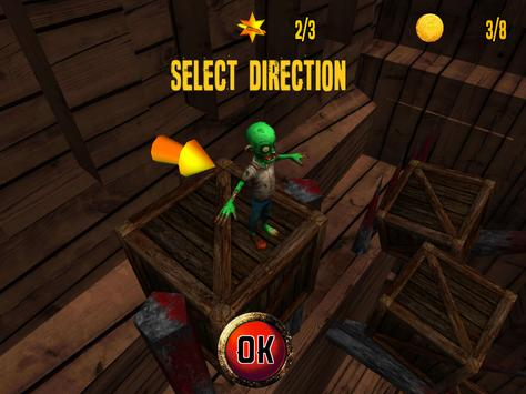 Push the Ragdoll Zombie (FREE) apk screenshot