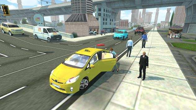 Taxi Driver : Crazy Taxi Game screenshot 2