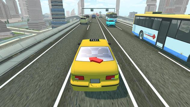 Taxi Driver : Crazy Taxi Game screenshot 5