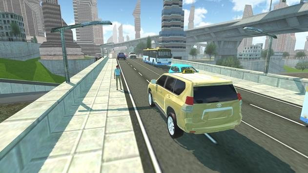 Taxi Driver : Crazy Taxi Game screenshot 6