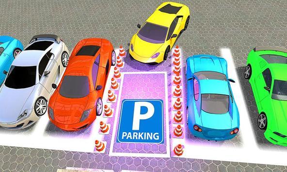 Sports Car Parking Simulator – Super Driving Fun screenshot 2