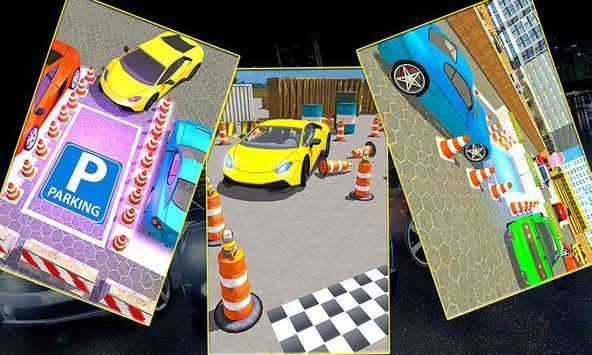 Sports Car Parking Simulator – Super Driving Fun screenshot 4