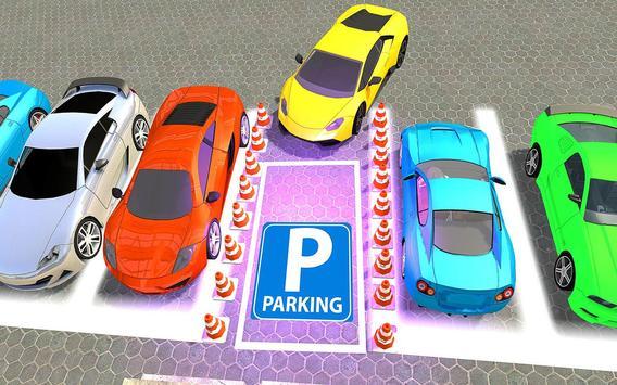 Sports Car Parking Simulator – Super Driving Fun screenshot 5