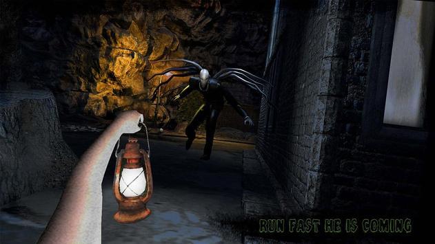 Slender Man Forest Escape Plan poster