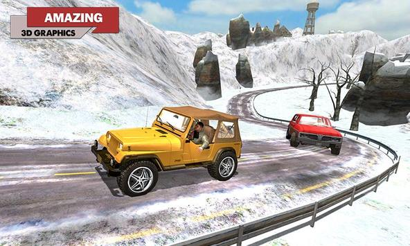Offroad Car Driving 2018 : Uphill Racing Simulator screenshot 3
