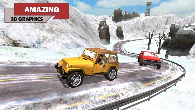Offroad Car Driving 2018 : Uphill Racing Simulator screenshot 6