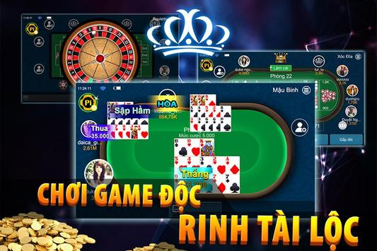 Game Bai Doi Thuong - IPLAY poster