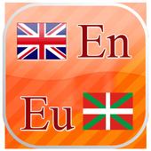 English - Basque flashcards icon