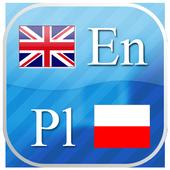 English - Polish flashcards icon